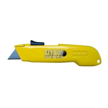 Intafloors A27 Safety Knife Yellow Die Cast