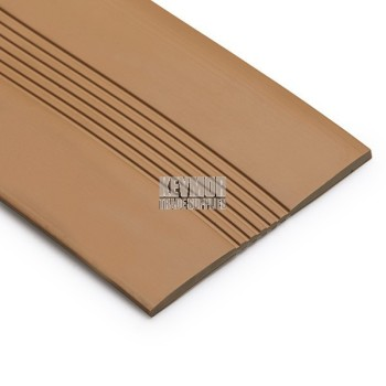 Expansion Joint 3mm Cover PVC Beige (Flexispan) Spanstrip - 75mm wide
