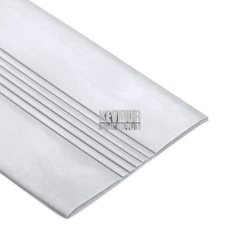 Expansion Joint 3mm Cover  LIGHT Grey PVC (Flexispan) Spanstrip - 75mm wide