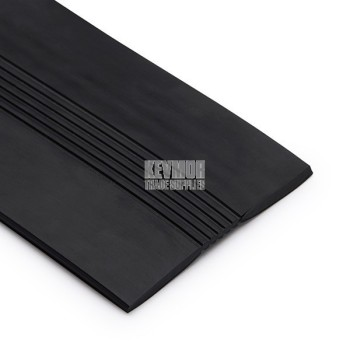 Expansion Joint 3mm Cover PVC Black (Flexispan) Spanstrip - 75mm wide