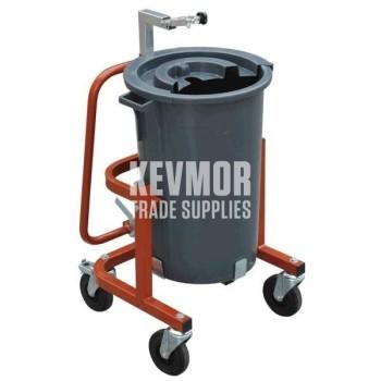 Raimondi Mixing Station Bucket & Stand only - No Mixer