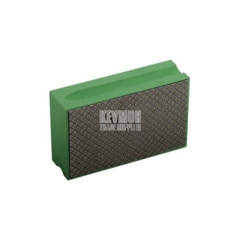 Hand Sanding Pad, Diamond Polishing Green 60 grit