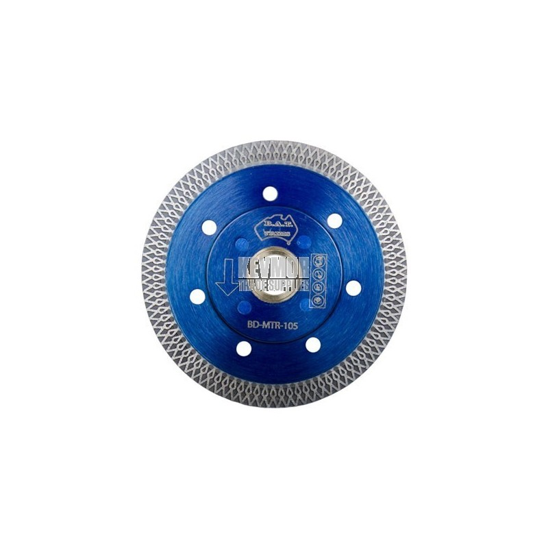 Cutting Disc Pro 105mm Diamond Mesh Rim