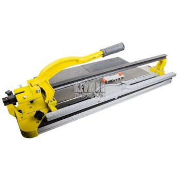 Ceramic Tile Cutter DELUXE 600mm with angle  - Single Rail