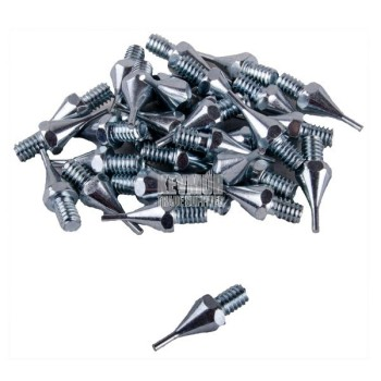 """3/4"""" Sharp Replacement Spikes to suit Shoe-in Spiked Shoes"""