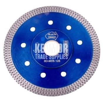 125mm Cutting Disk Pro Diamond Mesh rim