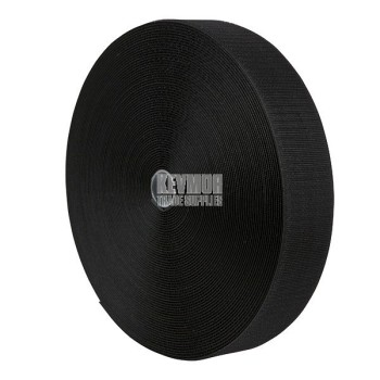 100mm Black Touch Tape Hook