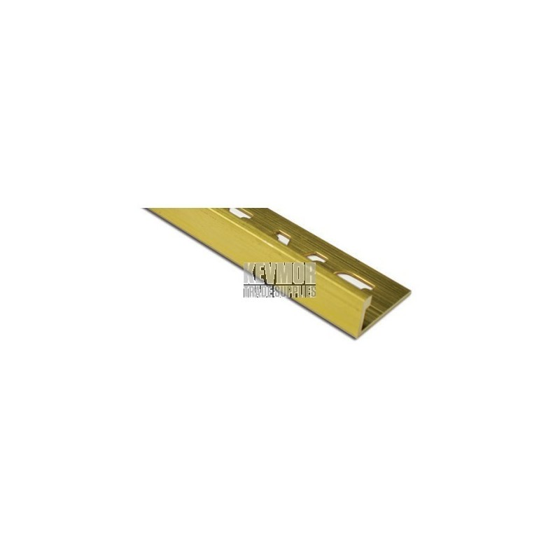Trim 20mm NBA Brass Angle 3m length