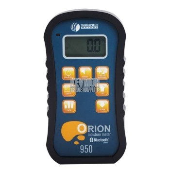 Wagner Orion 950 Smart Pinless Wood Moisture Meter with Temperature/RH