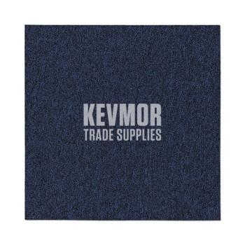 Stella Commercial Carpet Tile - Palm Blue