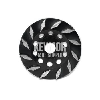"Cup Wheel Star B 5"""