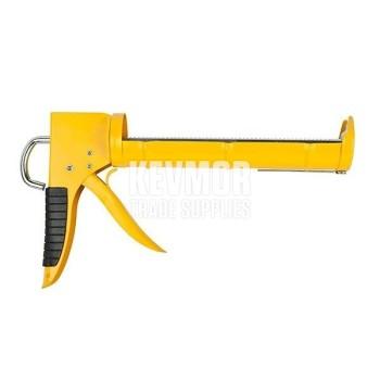 Side view of the Universal Flooring Solutions 1200 Caulking Gun Standard