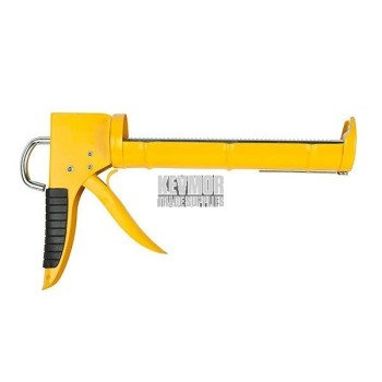 Side view of the Universal Flooring Solutions 1200 Caulking Gun Standard