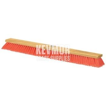 """Juno Block Floor Sweep Broom - no handle - 36"""""""