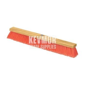 """Juno Block Floor Sweep Broom - no handle - 24"""""""