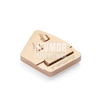 2 1/4 PCD + TCT Redilocks Gold