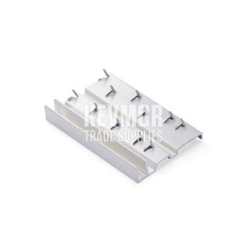Pinned Multi Purpose Bar - Aluminium