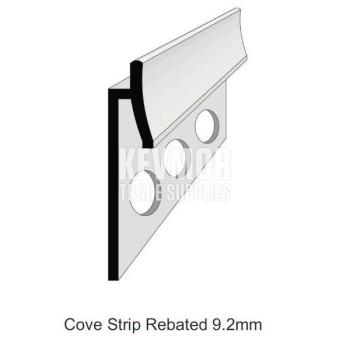 SFSB568 - Cove Strip Rebated Cove Top 9.2mm