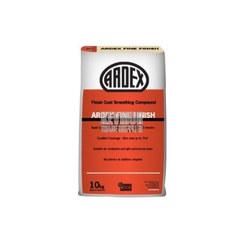Ardex Fine Finish 10kg Bag