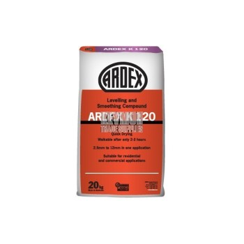 K120 Levelling/Smoothing compound 20kg - ARDEX 24721