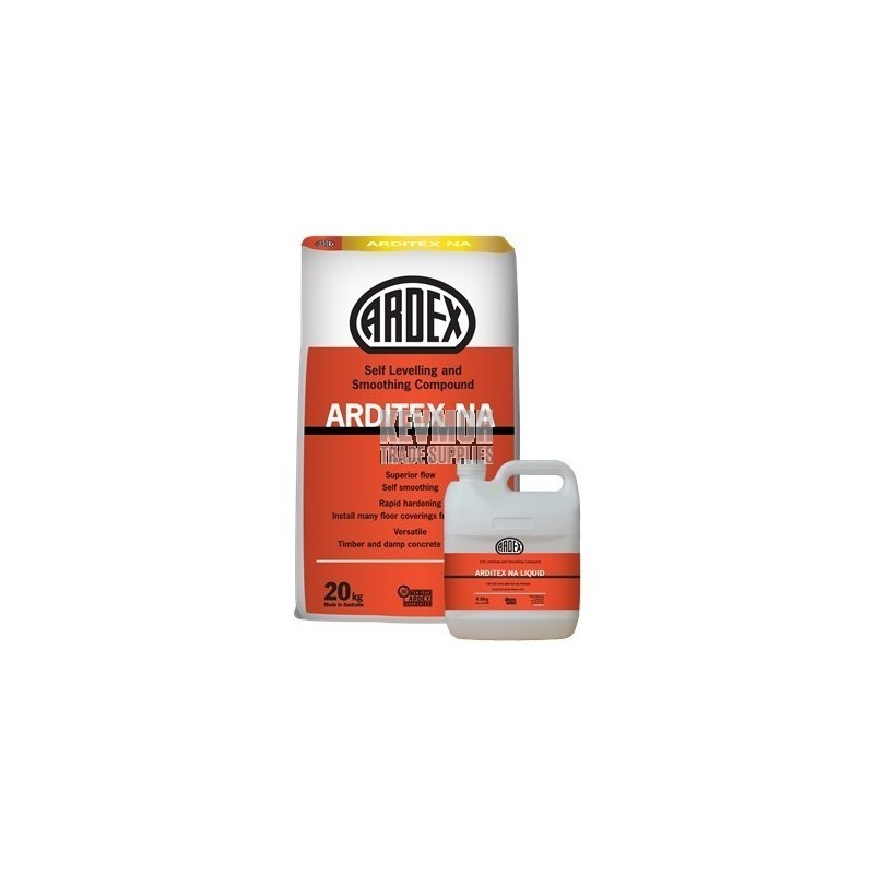 Ardex Arditex NA - Self-levelling and Smoothing Compound