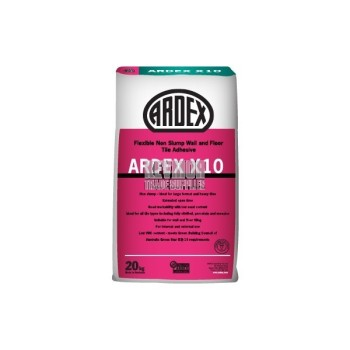 Ardex X10 Adhesive Tile 20Kg bag
