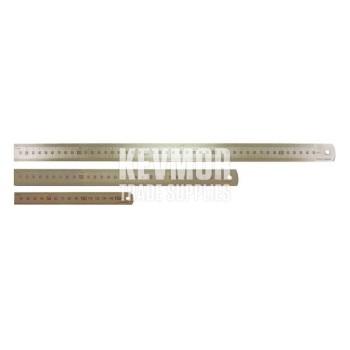 Stainless Steel Ruler - 200cm Imperial/Metric