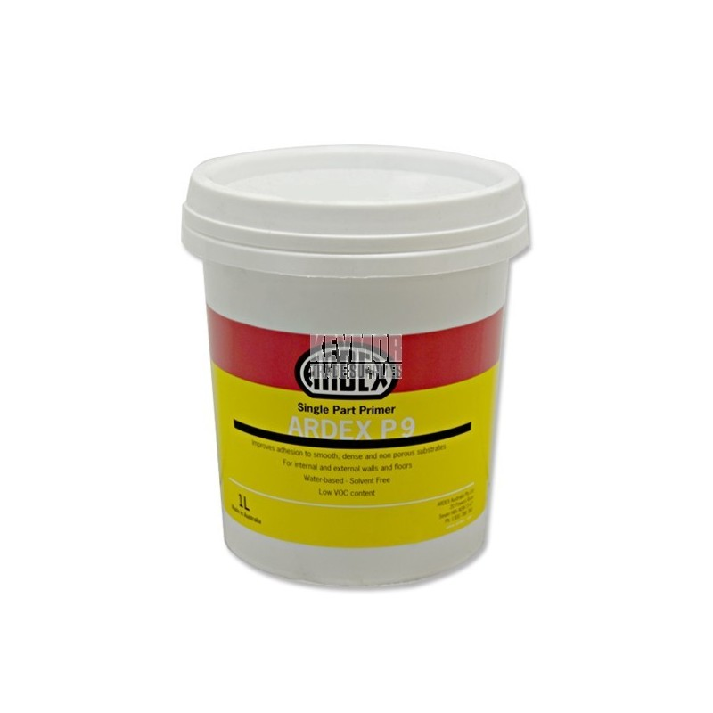 16791 Primer P9 Single Part 1lt - Ardex
