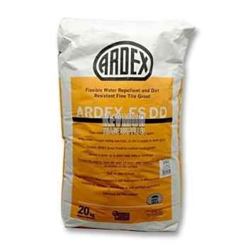 10141 Grout FS-DD Ultra White 390 20kg bag - Ardex