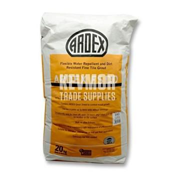 10141 Grout FS-DD Ultra White 390 20kg bag - Ardex