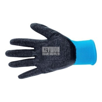 OX Polyester Lined Latex Gloves (Pair)