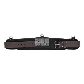 "OX Professional 36"" Oil Tanned Leather Belt with support"