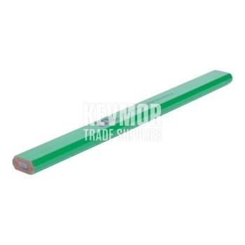 OX Trade Hard Green Carpenters Pencils