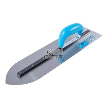 OX Trade 115 x 450mm Pointed Finishing Trowel