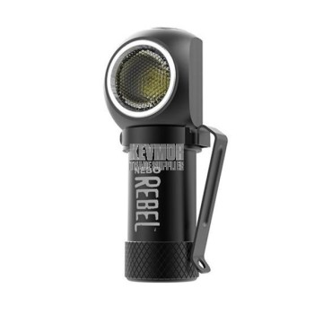 NEBO Rebel Head Lamp/ Task Light 600 Lumen Rechargeable