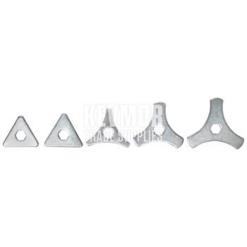 Gauge Rake Pro Replacement Gauges (5 pairs) - CC991 Kraft