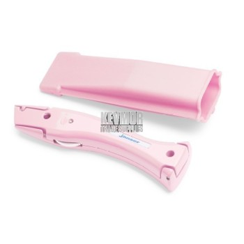 Knife Delphin Utility PINK - with Holster janser 262010770