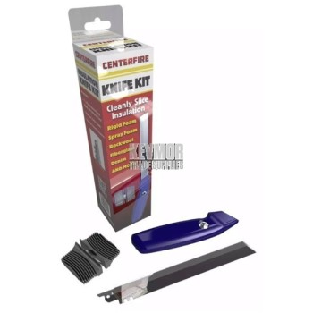 CenterFire Insulation Knife Kit