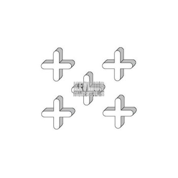 "B-TSX-116B 1/16"" + Tile Spacers (3000/Box) Beno Gundlach"