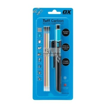 OX Tuff Carbon - Marking Pencil Value Pack