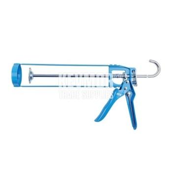 OX Pro Standard Dripless Caulk Gun 10oz 7:1 Thrust Ratio