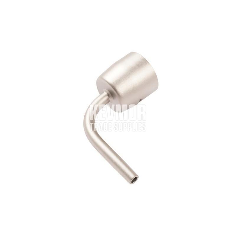 """6"""" Bent Push Fit Welding Extension Nozzle"""