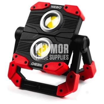Nebo Omni 2000L Work Light + Powerbank