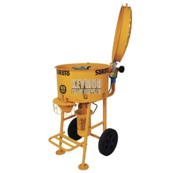 Forced Action Screed Mixer 65-Light