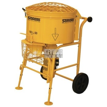 Forced Action Screed Mixer 100-Litre