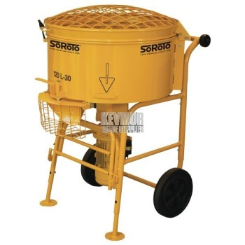 Forced Action Screed Mixer 120-Litre