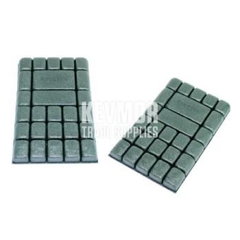 Janser Polyethene Foam Inserts (pair) - 161102999