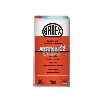 K12 Self Levelling & Smoothing Compound 20kg - Ardex