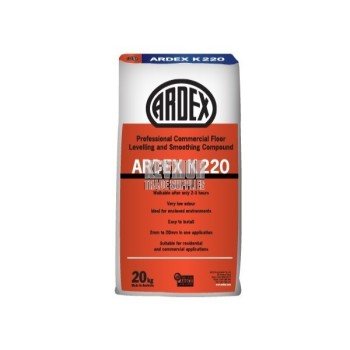 K220 Levelling/smoothing Compounds 20kg - ARDEX 23240