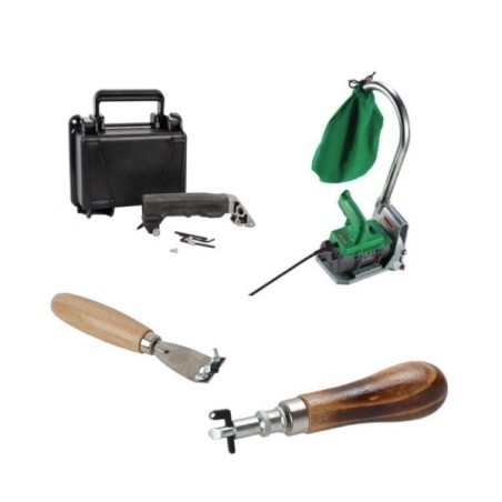 Grooving Machines, Hand Tools & Groover Accessories